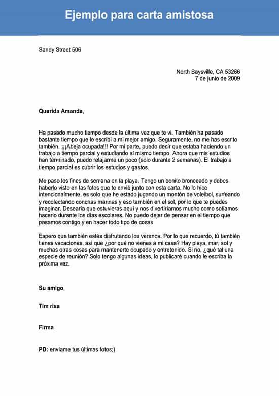 Imágenes De Una Carta – Ejemplos Y Modelos Para Usar