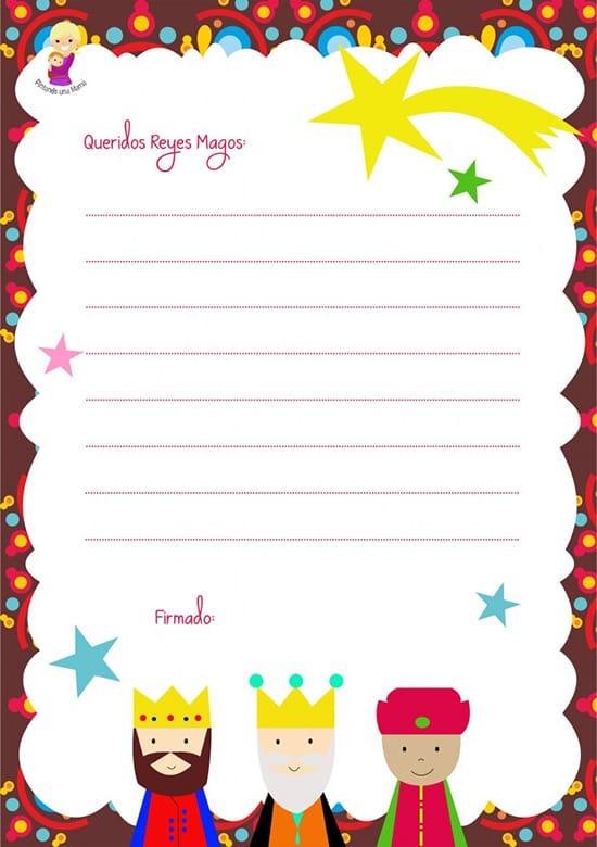 Cartas Para Reyes Magos– Como Hacerla, Ejemplos Y Modelos Para Usar