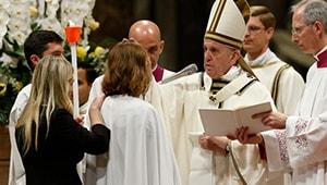 Cómo hacer una carta de confirmación católica